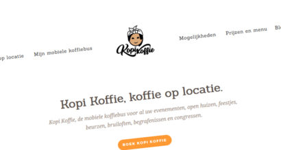 website kopi koffie